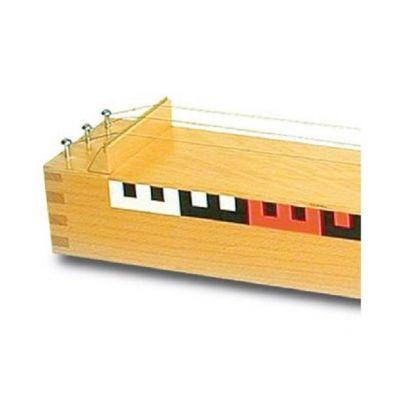 Coarde sonore - pentru experimentarea producerii sunetului prin punerea in vibrare a unei corzi