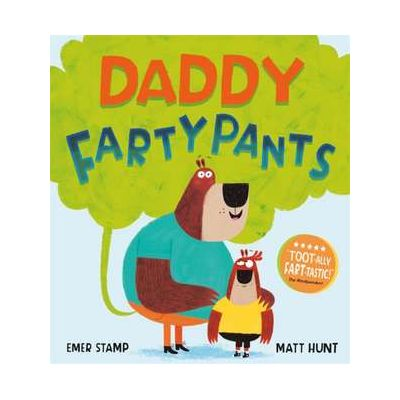 Daddy Fartypants - Emer Stamp
