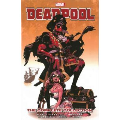 Deadpool By Daniel Way: The Complete Collection Volume 2 - Daniel Way