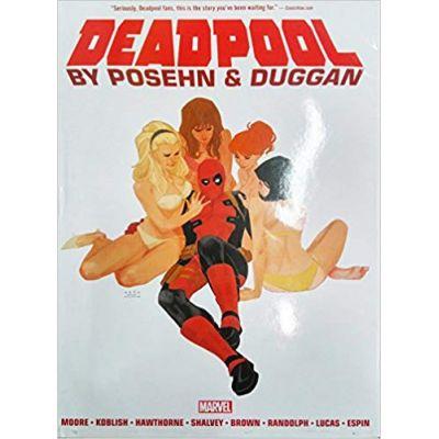 Deadpool By Posehn & Duggan Omnibus - Brian Posehn, Gerry Duggan