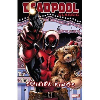 Deadpool Classic Volume 14: Suicide Kings - Carlo Barberi