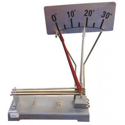 Dilatometru - pentru determinarea coeficientului de dilatare liniara al unui fir metalic incalzit