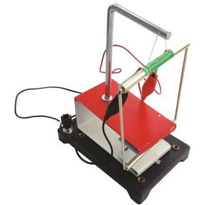 Dispozitiv pentru evidentierea fortei electromagnetice