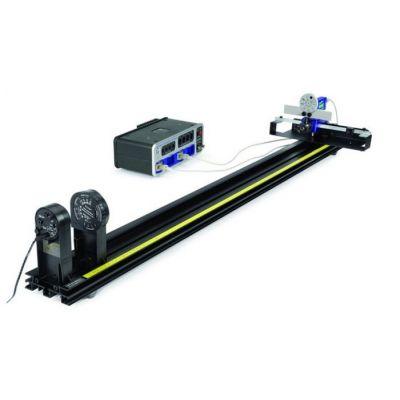 Dispozitiv pentru studiul interferentei si difractiei luminii - Nivel universitar (EX-5545A)