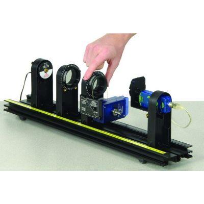 Dispozitiv pentru studiul polarizarii luminii - Nivel universitar (EX-5543A)