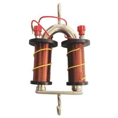 Electromagnet tip-U - pentru realizarea unui transformator