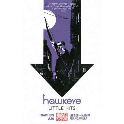 Hawkeye Volume 2: Little Hits - Matt Fraction