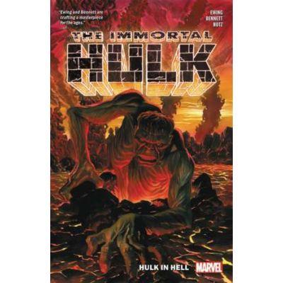 Immortal Hulk Vol. 3: Hulk In Hell - Al Ewing
