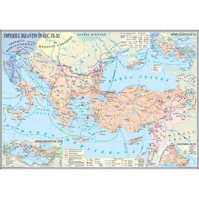 Imperiul Bizantinin sec. IX-XI (IHMED4)
