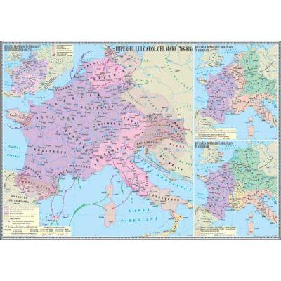 Imperiul lui Carol cel Mare 768-814 (IHMED2)