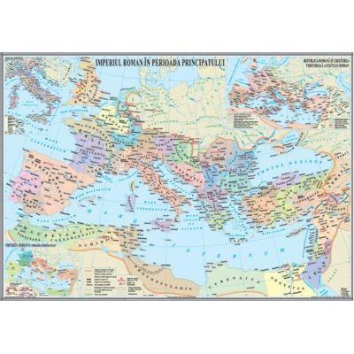 Imperiul Roman in perioada principatului (IHA10)