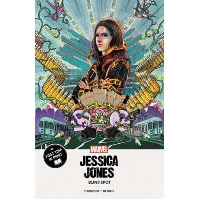 Jessica Jones: Blind Spot - Kelly Thompson