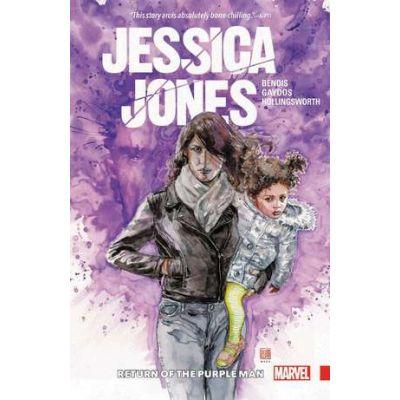 Jessica Jones Vol. 3: Return Of The Purple Man - Brian Michael Bendis