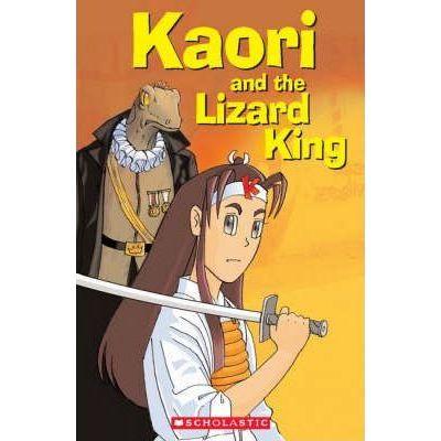 Kaori and the Lizard King