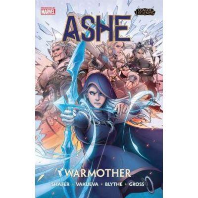 League Of Legends: Ashe - Warmother - Odin Austin Shafer
