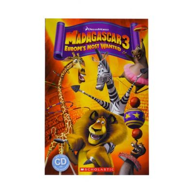 Madagascar 3. Europe's Most Wanted - Nicole Taylor