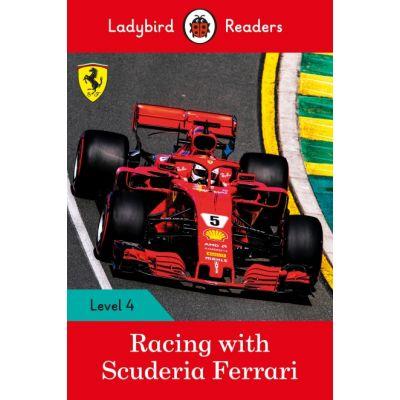 Racing with Scuderia Ferrari. Ladybird Readers Level 4