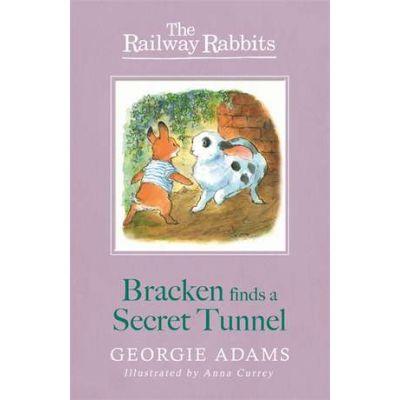 Railway Rabbits: Bracken Finds a Secret Tunnel - Georgie Adams