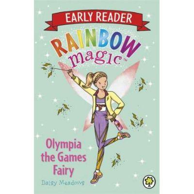 Rainbow Magic: Olympia the Games Fairy - Daisy Meadows