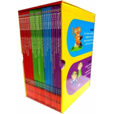 Read it Yourself with Ladybird Collection 30 Books Box Set