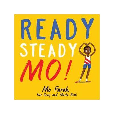 Ready Steady Mo! - Mo Farah, Kes Gray