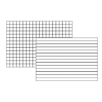Suprafata laminata (duo, 1000x700mm) - patratele/clasele primare Tip2 (SLP)