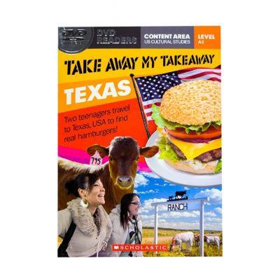 Take Away My Takeaway. Texas - Vicky Shipton