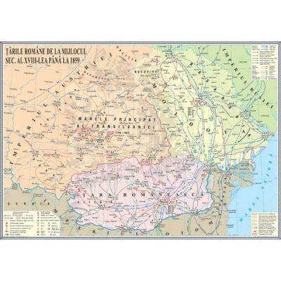 Tarile Romane de la mijlocul sec. al XVIII-lea pana la 1859 (IHMOD15)