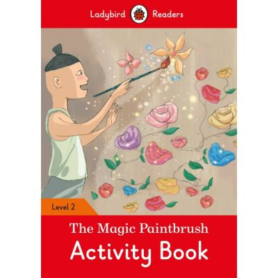 The Magic Paintbrush Activity Book