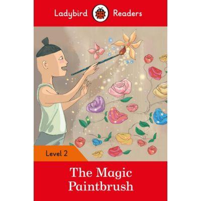 The Magic Paintbrush. Ladybird Readers Level 2
