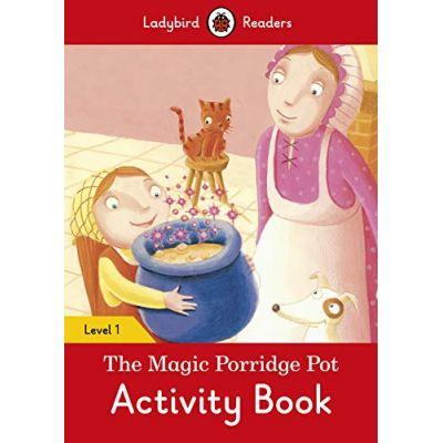 The Magic Porridge Pot Activity Book