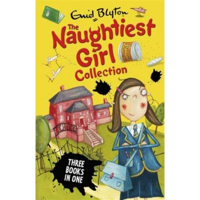 The Naughtiest Girl Collection 1 - Enid Blyton