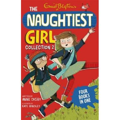 The Naughtiest Girl Collection 2 - Enid Blyton, Anne Digby
