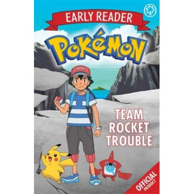 The Official Pokemon Early Reader: Team Rocket Trouble
