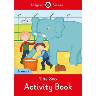 The Zoo Activity Book