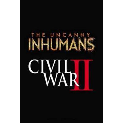 Uncanny Inhumans Vol. 3: Civil War II - Charle Soule