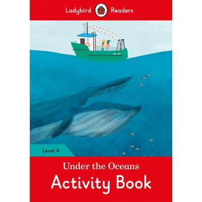 Under the Oceans Activity Book