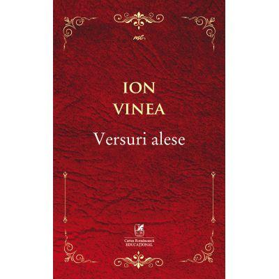 Versuri Alese - Ion Vinea