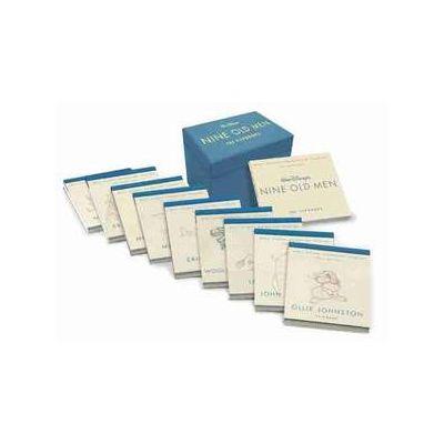 Walt Disney Animation Studios The Archive Series Walt Disney's Nine More Old Men: The Flipbooks - Pete Docter