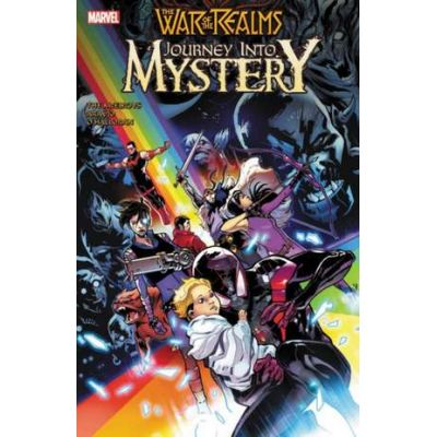 War Of The Realms: Journey Into Mystery - Justin McElroy, Travis McElroy, Griffin McElroy