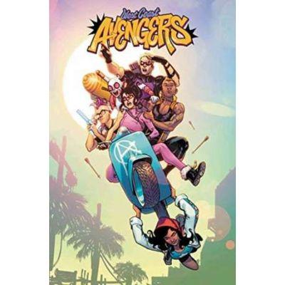 West Coast Avengers Vol. 1: Best Coast - Kelly Thompson