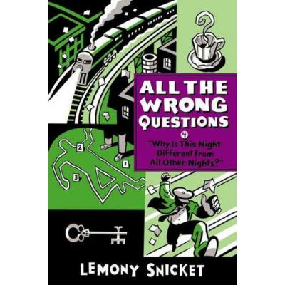 Why Is This Night Different from All Other Nights? - Lemony Snicket