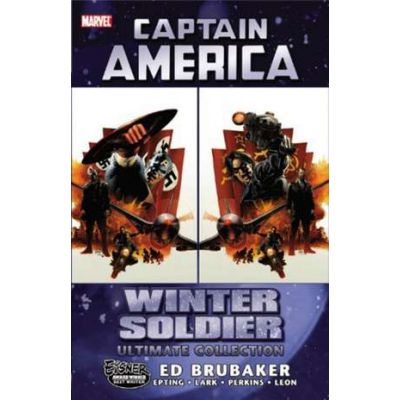 Winter Soldier Ultimate Collection - Ed Brubaker