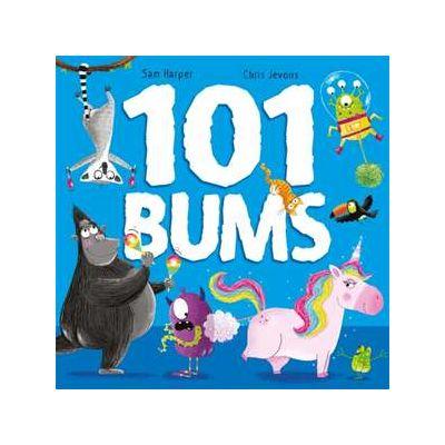 101 Bums - Sam Harper