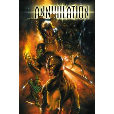 Annihilation Omnibus - Keith Giffen