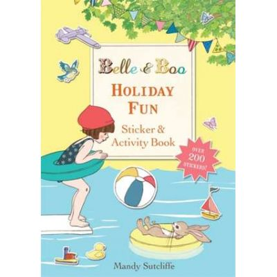 Belle & Boo: Holiday Fun Sticker & Activity Book - Mandy Sutcliffe