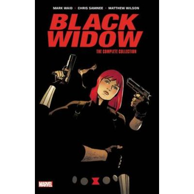 Black Widow By Waid & Samnee: The Complete Collection - Mark Waid