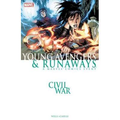 Civil War: Young Avengers & Runaways - Zeb Wells