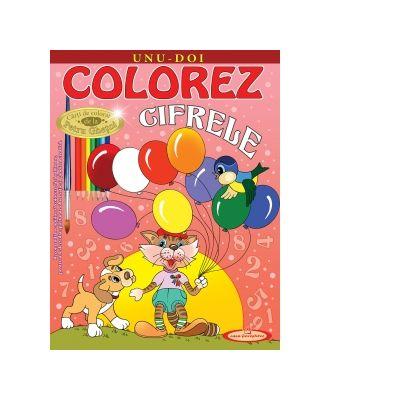 Colorez Cifrele - Petru Ghetoi