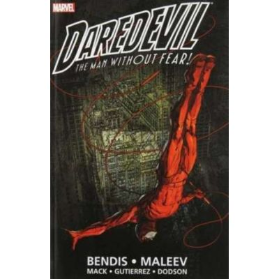 Daredevil By Brian Michael Bendis & Alex Maleev Ultimate Collection - Book 1 - Brian Michael Bendis